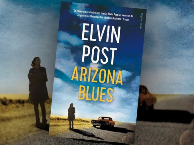 Elvin Post - Arizona Blues