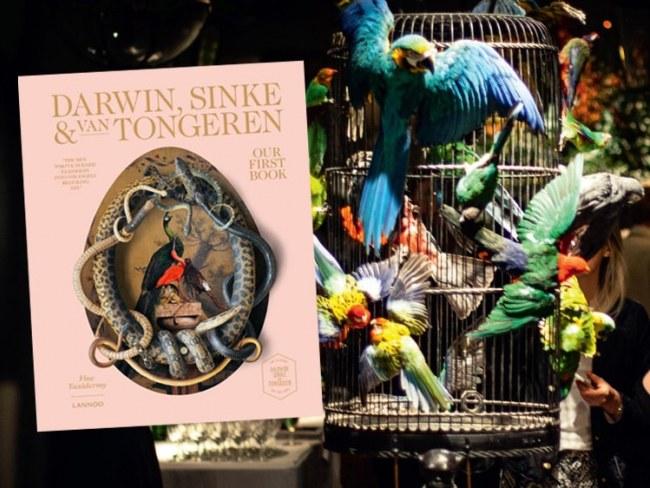 Darwin, Sinke & van Tongeren - Our first book