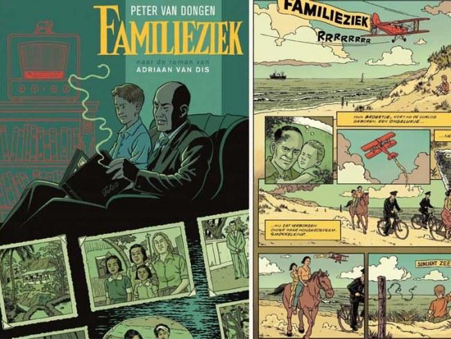 Familieziek - Peter van Dongen