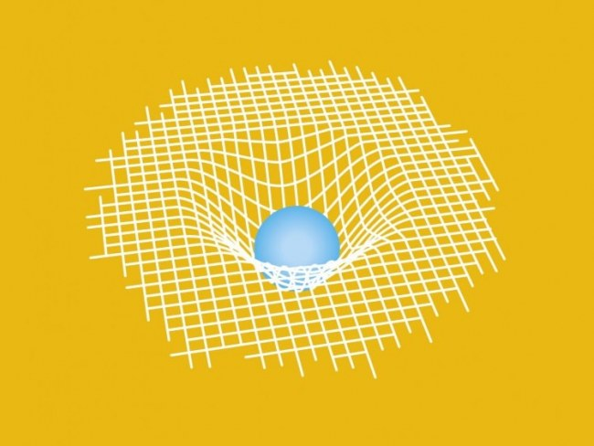 Ruimtetijd - Yannick Fritschy