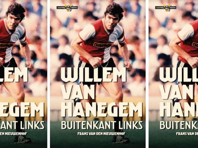 Willem van Hanegem - Buitenkant links