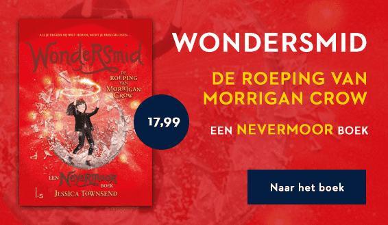 Wondersmid nevermoor 2