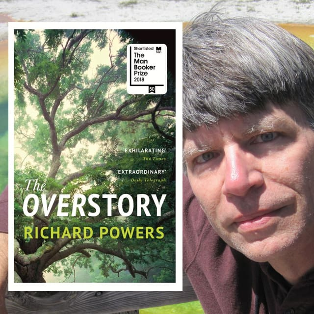 Richard Powers wint Pulitzer Prize Fictie  2019